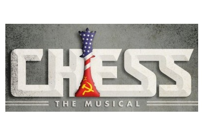 Chess the musical logo